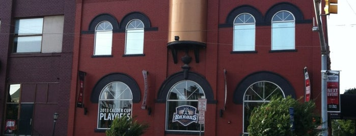 Bricktown Brewery is one of Oklahoma City.