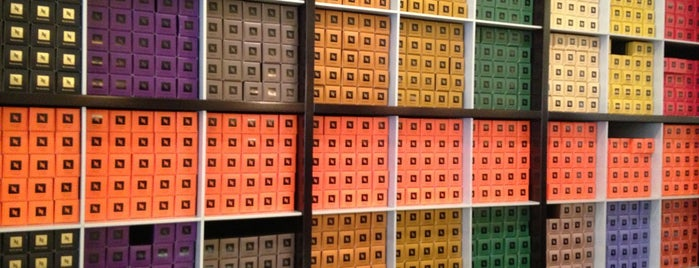 Nespresso Boutique is one of My Amsterdam.