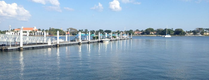West Palm Beach City Docks is one of Need to check this out!.