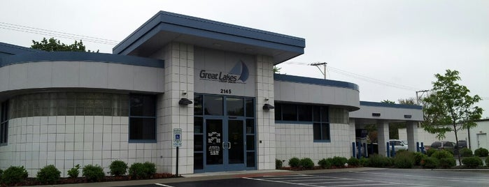 Great Lakes Credit Union is one of Lugares favoritos de Mike.