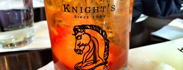 Knight's Downtown is one of Ann Arbor, Michigan.