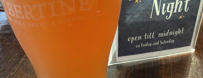 The Libertine Brewing Company is one of PCH.