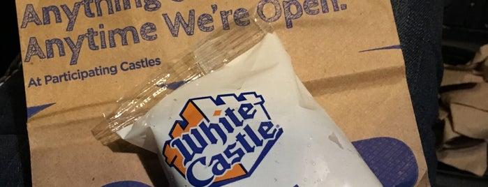 White Castle is one of Tempat yang Disukai Annemarie.