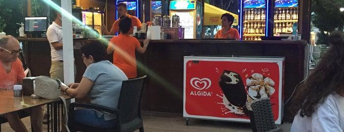 Denizyüzü Cafe Ve Mutfak is one of Antalya.