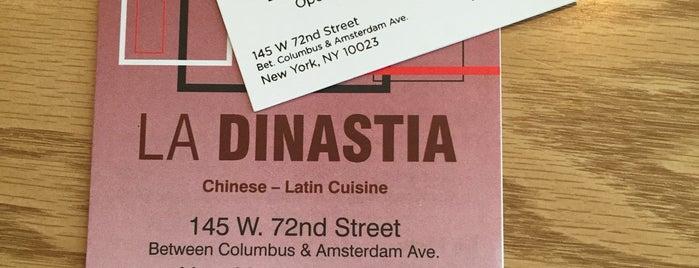 La Dinastia is one of Lugares favoritos de Lisa.
