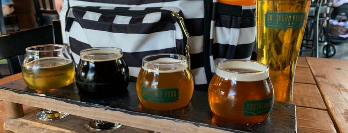 Southern Peak Brewery is one of Breweries or Bust 2.