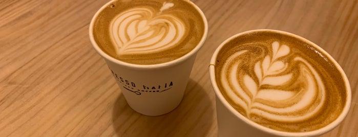 Espresso Mafia is one of Lieux sauvegardés par Oriol.