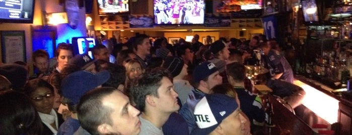 Carlow East is one of NYC Sports Bars.