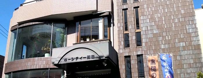 ゆーシティ蒲田 is one of Orte, die Masahiro gefallen.