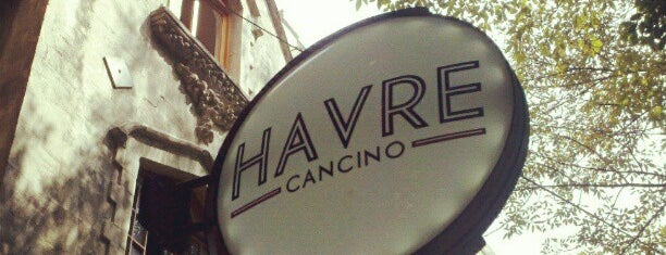Havre Cancino is one of Maybe.