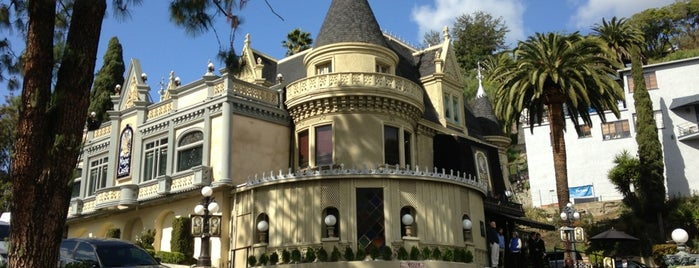 The Magic Castle is one of Best of Hollywood.