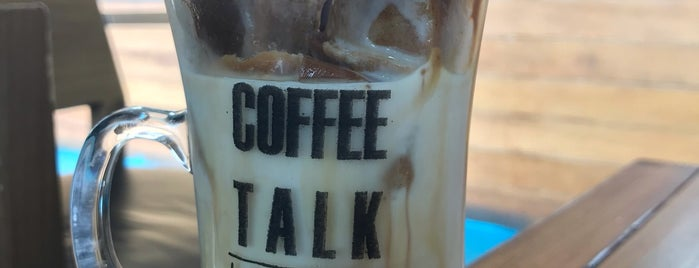 coffee talk is one of Gespeicherte Orte von Polina.