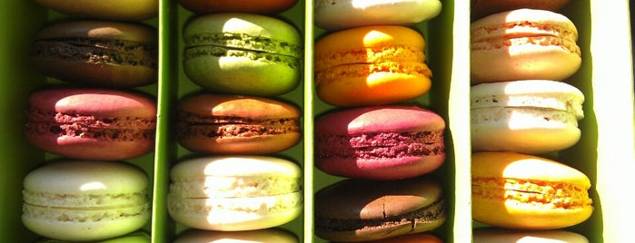 Macarons d'Antoinette is one of Lugares favoritos de ömer.