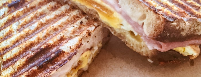 Croque Monsieur is one of Manhattan, NY - Vol. 1.