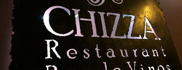 Chizza is one of Lieux qui ont plu à Leandro.