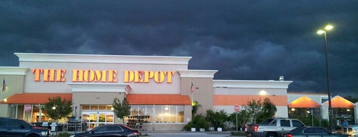 The Home Depot is one of Tempat yang Disukai Annette.