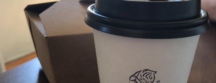 Smile Tiger Coffee Roasters is one of 🇨🇦 (Waterloo).