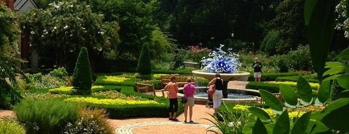 Atlanta Botanical Garden is one of Event Venues: ASAE 2013.
