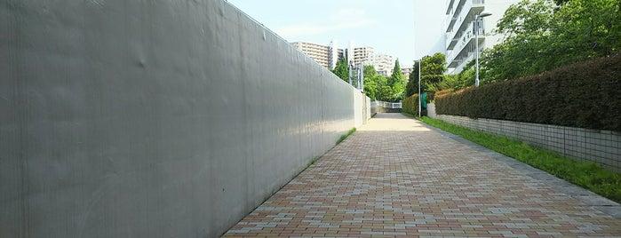 カナルサイドビル is one of Posti che sono piaciuti a Nonono.