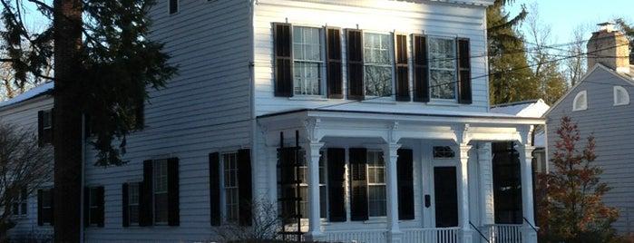 Albert Einstein's House is one of USA.