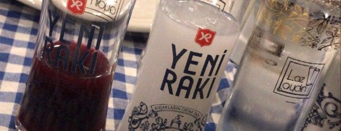 Laz Aydın Restaurant is one of Ege.