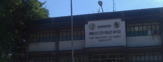 Angeles City Police Office is one of Filipinler-Manila ve Palawan Gezilecek Yerler.