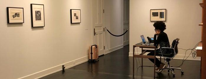 Petzel Gallery is one of Art galleries.