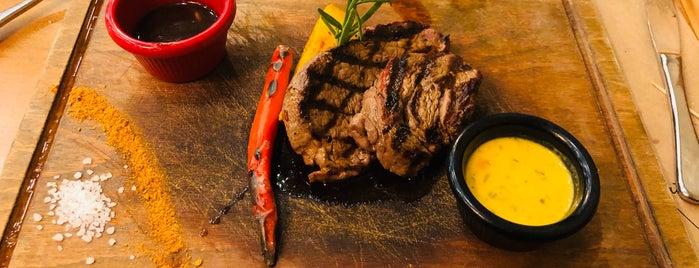Vahap Usta Et Restaurant is one of Locais curtidos por Fatih.