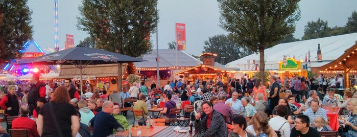 Schützenfest Hannover is one of Region Hannover.