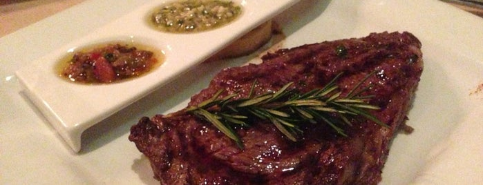 Ushuaia Argentinean Steakhouse is one of Grubbin.