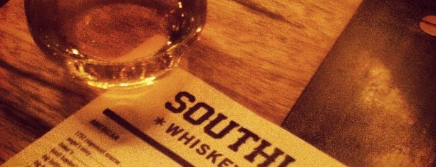 Southland Whiskey Kitchen is one of Ericさんの保存済みスポット.