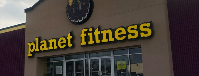 Planet Fitness is one of Monnicaさんのお気に入りスポット.
