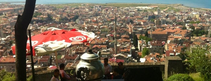 Boztepe is one of Trabzon.