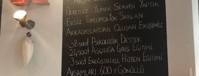 Hayata Sarıl Lokantası is one of İstanbul.