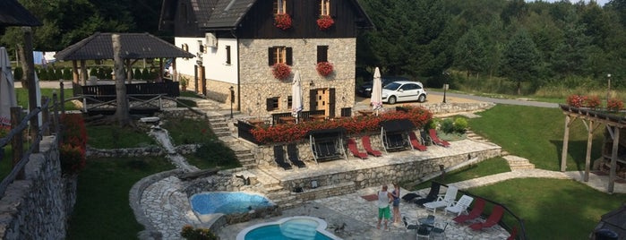 Plitvicka Ethno House is one of Kroatien.