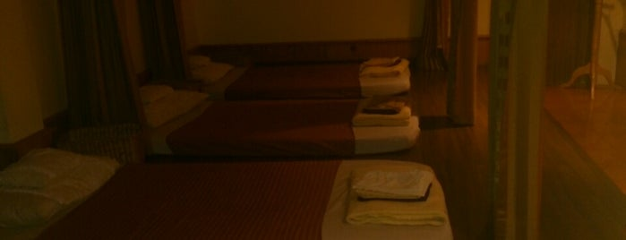 at ease massage is one of Bangkok.