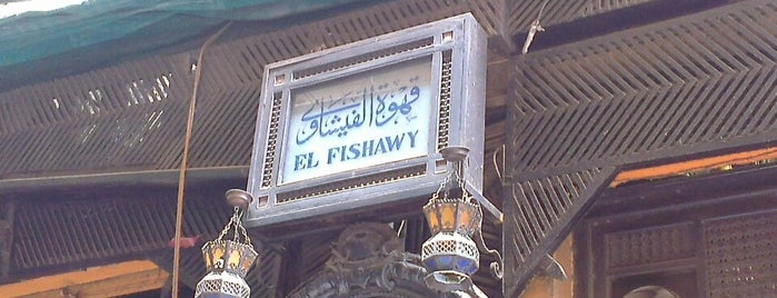 El Fishawy is one of Cairo.