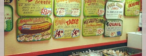 Goode Company Hamburgers & Taqueria is one of Houston, TX.