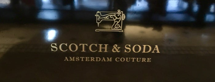 Scotch & Soda is one of Lieux qui ont plu à Acar.