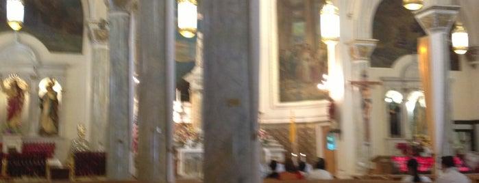 Most Precious Blood Church is one of De magie van New York.