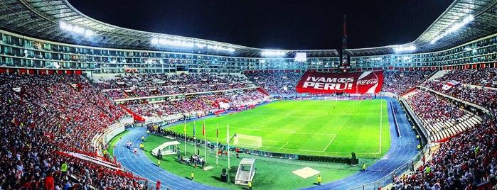 Estadio Nacional is one of Posti che sono piaciuti a Matias.