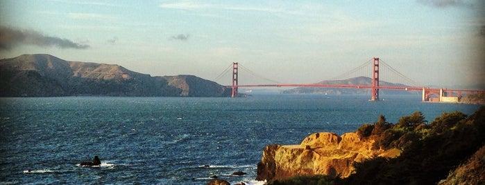 Lands End is one of San Fran December Adventures.