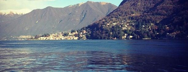 Torno is one of สถานที่ที่บันทึกไว้ของ Orietta.