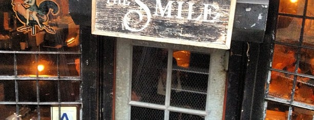 The Smile is one of New York's Best American Restaurants - 2012.