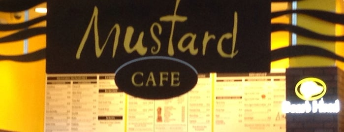 Mustard Café is one of Lizzie 님이 저장한 장소.