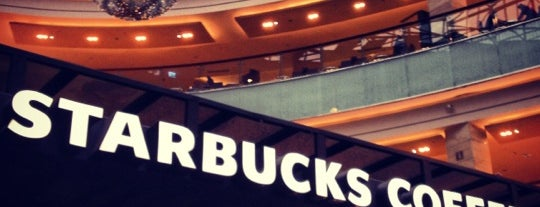 Starbucks is one of All-time favorites in Russia.