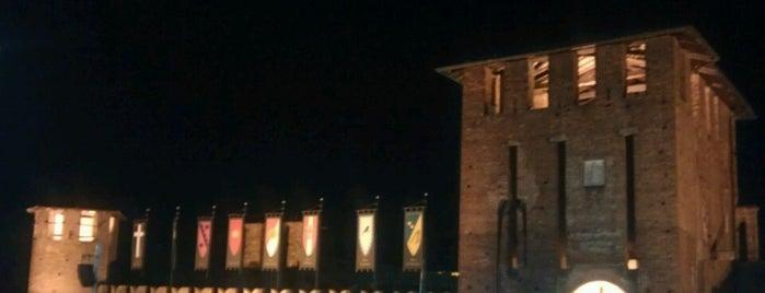 Castello di Legnano is one of Castelli Italiani.