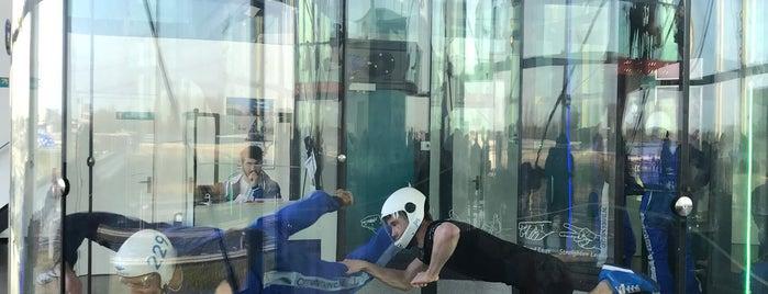 City Skydive is one of Lieux qui ont plu à Tom.