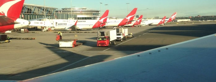 Sydney Airport (SYD) is one of Free WiFi Airports.