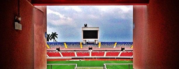 Estadio Nacional is one of International Sports~Part 1....